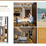 Có 1 căn hộ khách sạn đầy đủ nội thất 680 triệu (30%)
