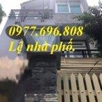 Bán biệt thự sân vườn hxh, an sinh tốt bình thạnh, 101m2, 4 tầng giá chỉ 7,6 tỷ