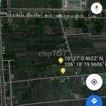 đất bán đường kênh hộ thông, kcn long giang
