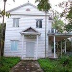 Biệt thự bán đất kèm nhà tại lương sơn hoà bình