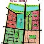 Cần bán nhanh nền kiến á quận 9 (sổ đỏ), lock a, đường 16m, giá tốt 41,5 tr/m2