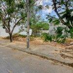 Bán lô góc khu tái định cư đất lành nha trang, 77m2 giá bán 1500 triệu