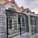 Nhà gần khu du lịch phú an khang tp bến tre giá bán 950 triệu