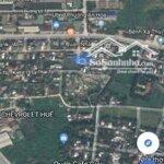 đất kqh hương sơ đối diện ubnd phường an hòa - khu cán bộ giá đầu tư lh 0901-567-255