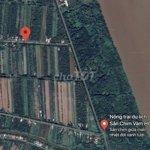 Bán 500m2 đất gần nông trại sân chim vàm hồ. ô tô