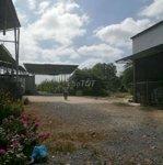 Kho xưởng mặt tiền quốclộ 1a, ngay khu công nghiệp