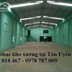 Cho thuê nhà xưởng tại đất cuôc 0933 018 467 – 0978 787 009 mạnh dũng 12