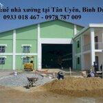 Cho thuê nhà xưởng tại việt nam 0933 018 467 – 0978 787 009 mạnh dũng 16