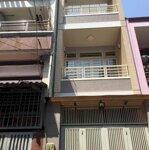Nhà mới quận 10 bán nhà đường bà hạt 3 tầng gía 3,6 tỷ.