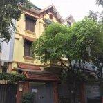 Cho thuê nhà biệt thự bùi xuân phái, mỹ đình. diện tích: 130m, 4 tầng,mt 10m. giá bán 38 triệu/th