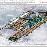 Bán đất nền shophouse dự án canary sông công - thái nguyên