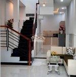 Cho thuê nhà nguyên căn quận 3 trung tâm 43m2