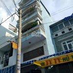 Bán  Nhà  Hẻm  Nhựa  10M Nguyễn  Văn  Lượng,  Khu  Biệt  Thự  Gò  Vấp  (6X20M), 5 Lầu,  18P, Hđt  40 Triệu  Siêu  Hot