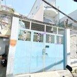 Nhà  84m²  Gần  Mặt  Tiền  Hẻm  739 Hưng  Phú  P9Q8