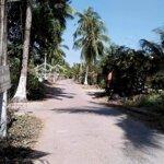 Bán 9 công đất có sẵng khu nghỉ dưỡng giáp sông