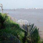 đất mặt tiền sông - khu nghỉ dưỡng
