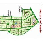 Bán đất nền biệt thự dự án phú nhuận phước long b, quận 9