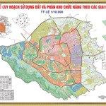 Bán đất thổ cư láng hòa lạc, sổ đỏ full đất ở sát công nghệ cao chỉ 500 triệu. liên hệ 0902428322
