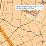 Bán 5900 m2 ( 5 sào 9 ) xuân tây , cẩm mỹ, đường 5m, xe hơi tới đất.