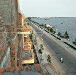 Khu nghỉ dưỡng cao cấp mỹ tho view sông tiền