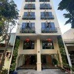 Cho thuê gấp tòa căn hộ mới xây mặt tiền 8m siêu đẹp - 7 tầng an thượng 15, q.ngũ hành sơn