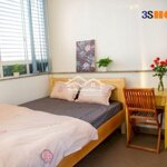 Căn hộ cho thuê quận 3 1 pn, full nội thất 30 m2