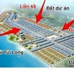 Bán đất dự án phương đông, vân đồn, trục 32m rẻ 23 triệu/m2