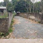 Bán 780m2 đất 3 mặt tiền thôn đồng bông xã kim long