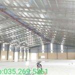 Kho xưởng 400_600_800m2 cho thuê