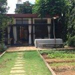 Cho thuê nhà trương công định sân vườn rộng phun nội thất