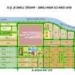 Bán đất nền dự án kdc nam long, phước long b, quận 9