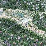 Bán đất nền dự án hills villa thành phố thái nguyên mặt đường lớn, giá rẻ