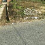 đất mặt tiền lộ nhựa