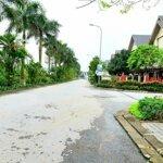 Cho thuê biệt thự 400m2 khu đô thị sunny garden city. trục đường chính, kinh doanh tốt