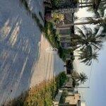 đất kề đầm, khu dân cư, thổ cư, 10x16m, tân quý, cam lâm