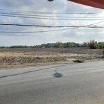 Bán đất bình chánhmặt tiềnhoàng phan thái 5x20 - sổ hồng riêng .