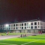 Lô đất liền kề 96m2, đối diện sân bóngkhu đô thịpicenza đồng bẩm, có thể ở hoặc kd đều đẹp, giá bán 18 triệu/m2.