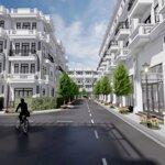 Bán liền kề shophouse 5 tầng mặt phố khu đô thị phú diễn từ 5,1 tỷ