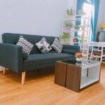 Cho thuê căn hộ 2 phòng ngủngay nvt nội thất xịn