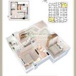 Căn hộ chung cư hoà khánh 2 phòng ngủ thích hợp cho vợ chồng mới cưới