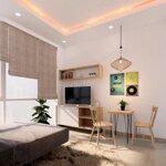 Nhà quận 1 5 phòng ngủ 5 vệ sinhfull đồ, nhà mới 40m²