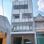 Tòa nhà mặt tiền làng tăng phú- quận 9 cho thuê