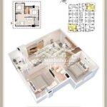 Căn hộ chung cư hoà khánh 2 phòng ngủ54m2