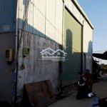 Nhà xưởng 5x22m ngay chợ thới hòa, xã vĩnh lộc a