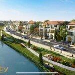 Nhà phố ven sông aqua city, thanh toán dễ dàng sỡ hữu 1%/ tháng đến khi nhận nhà