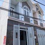 Cho thuê nhà 1 trệt 1 lầu mới xây gần cầu hoá an