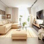 Cho thuê căn hộ 1 phòng ngủ diện tích 45m2 , full nội thất 10 triệu