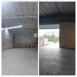 Kho,xưởng 340m2 mới xây dựng,đường 15m
