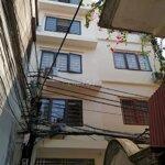 Nhà 5 tầng số 256 vạn phúc- hđ, 32m2*5t/3pn