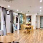 Cho thuê căn hộ hiyori 2 phòng ngủcách biển 800m, 65m2